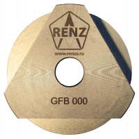 Алмазная  шлифовальная  фреза     20х20,0х7  RenzA Адель