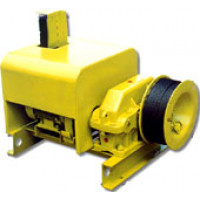 Лебедка электрическая ТЛ-14А (без каната) 001-5501