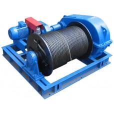 Лебедка электрическая ТЛ-8Б б/к 001-5683