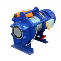Лебедка электрическая Zitrek KCD-300/600/220v канат 60м 001-5423