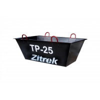 Тара для раствора Zitrek ТР-0,25 (2мм) 021-1992