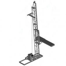 Подъемник мачтовый ПМГ-1-Б H-19м