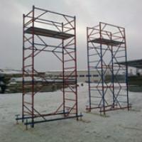 Вышка-тура МЕГА-2М H-7.8 м