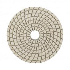 Алмазный гибкий шлифовальный круг №200 100 мм, рабочий слой 4 мм