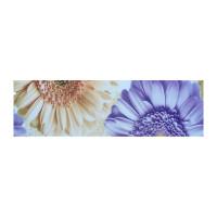 Бордюр 300x80x7 мм НЕФРИТ Зеландия цветы