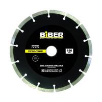 Диск алмазный сегментный Biber 70262 Премиум 115 мм