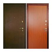 Входная дверь, козырьки