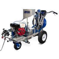 HYVST OTM-1700 машина для нанесения дорожной разметки