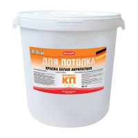 Краска в/д для потолка Decoself белая акрилатная (40 кг)