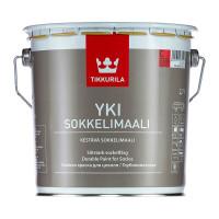 Краска в/д краска для цоколя Yki А (2,7 л)