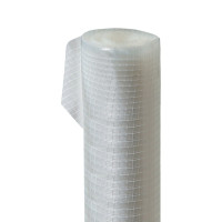 Пленка армированная ширина 2 м (1 м) (0,12 кг/м2)