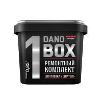 Шпаклевка для экпресс-ремонта Даногипс Dano Box 1, 0,85 л