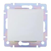 Выключатель в рамку с/у Legrand Valena 694260, 1 клавиша, 10А, 230В, IP20, белый