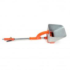 Хоппер ковш устройство для набрызга штукатурки на стену (07-OMG-III)