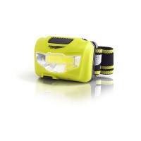 ЯРКИЙ ЛУЧ Фонарь налобный аккумул., LED 3Вт, 180Лм, 2 режима (100%, 30%), USB-кабель, LH-180 ACCU