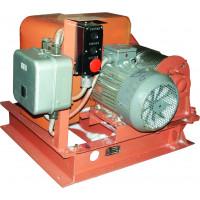 Лебедка электрическая ТЭЛ-1 с канатом 50м 001-5550