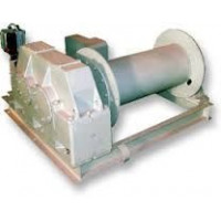 Лебёдка электрическая ТЛ-12А (380В) Б/к 001-5462-1