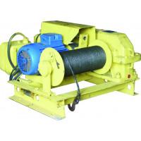 Лебёдка электрическая ТЛ-16Т с канатом 50м 001-5466