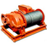 Лебедка электрическая ТЛ-7Б-1 канат 250м 001-5650
