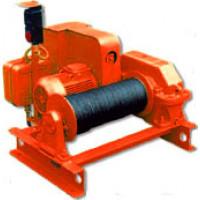 Лебедка электрическая У-5120.60-01  L=130 м 001-5544
