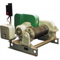 Лебедка электрическая У-5120.60  L=130 м 001-5540