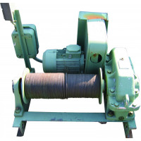 Лебедка электрическая У-51200.60 (220В) без каната 001-5541