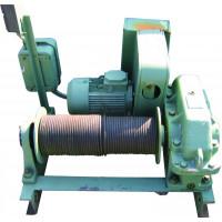 Лебедка электрическая У-51200.60 (220В) L=80 м 001-5542