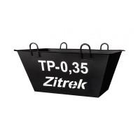 Тара для раствора Zitrek ТР-0,35 021-2058