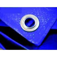 Тент Тарпаулин 180 гр/м2  (10х20) синий 033-0083